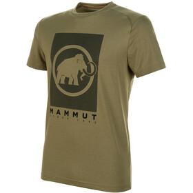 Mammut Trovat T-Shirt Heren, olive PRT2
